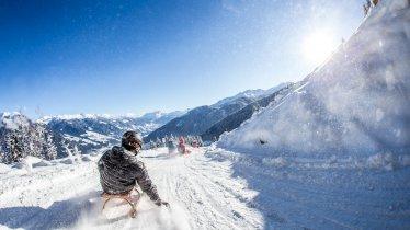 Toboggan run on Spieljoch mountain, © Andi Frank