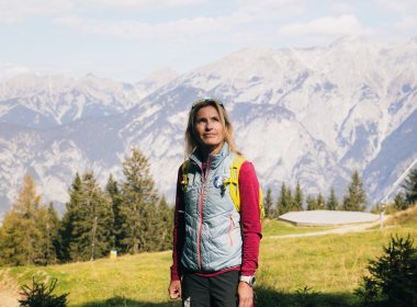 Money vs. mountains: Tourism or nature? Mountain guide Martina Mrak is in favour of steering towards the middle ground: Tourism in harmony with nature.