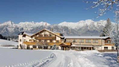 Hotel Geisler Winteransicht, © Isabella T.