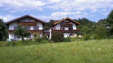 Ferienwohnunge Baumgartner Ebbs - Ansicht Haus