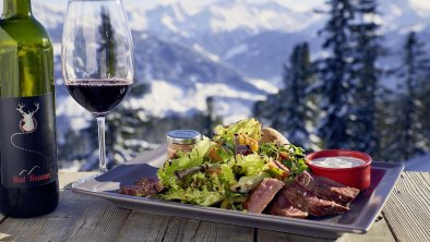 PlatzlAlm Salat Rind + Red Heaven, © MediaShots   Marco Kessler