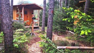 Hütten-Wald