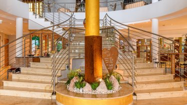 Brunnen Eingangshalle