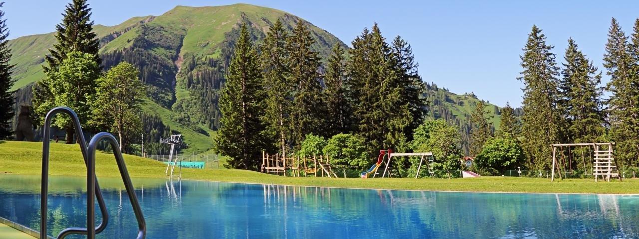 Bärenbad Berwang, © Gemeinde Berwang