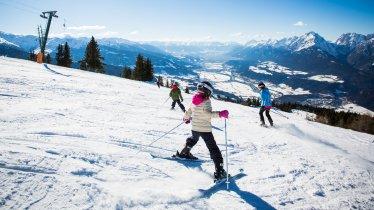 Kellerjoch ski resort above Schwaz, © Silberregion Karwendel