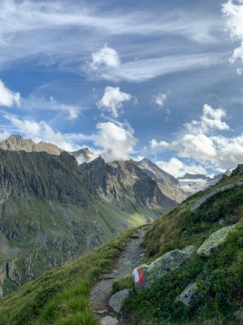 """Heading """"off piste"""" may feel like an adventure, but leaving the marked trails can have a negative effect on the local flora and fauna."""