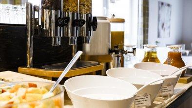 Frühstücksbuffet, © Hotel Kapeller Betriebsges. m. b. H