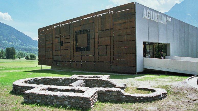 Aguntum Museum, © Museum Aguntum