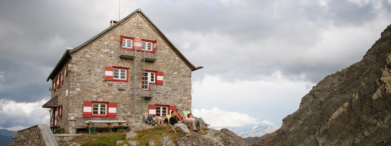 Erlangerhütte, © Tirol Werbung/Jens Schwarz