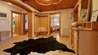 GRINBERG 95² Eingangsbereich, © Alpen Appartements Mayrhofen