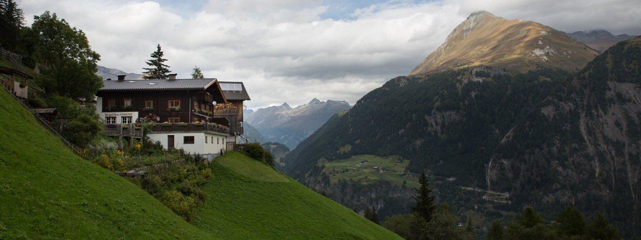 Strumerhof Herbal Inn in Matrei, East Tirol, © Kräuterwirtshaus Strumerhof