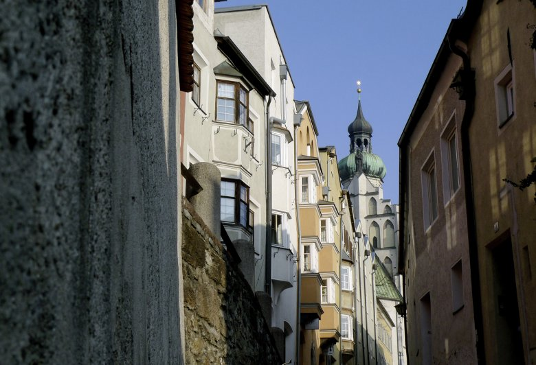 Historic Old Town of Hall , © Bernhard Aichner