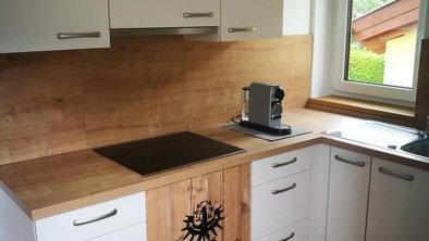 Ferienwohnung Stauder Küche