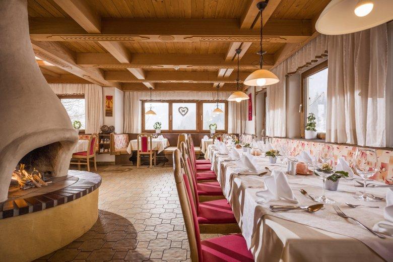 The Restaurant at Bio-Landhaus Seethaler offers indulgent plant-based cuisine. Photo Credit: Bio-Landhaus Seethaler, ©  Bio-Landhaus Seethaler