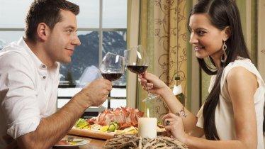 Essen im Alpenhof