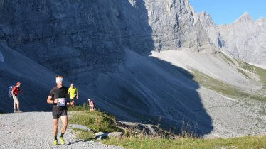 The 52K course of the Karwendel March displays all the angles Karwendel Range has to offer, © Hermann Sonntag
