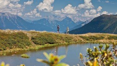 Hiking in the Venet massif, © Archiv TVB TirolWest_Daniel Zangerl