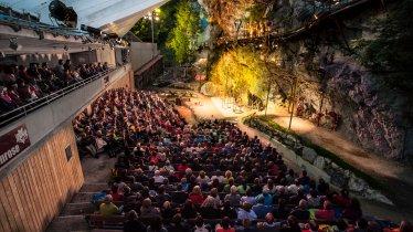 Geierwally Freilichtbühne in the Lechtal Valley, © kdg mediacope/Arnold Weißenbach