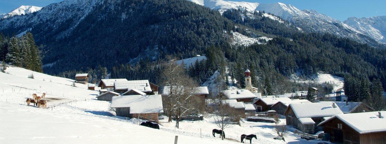 Namlos in winter, © Foto Somweber