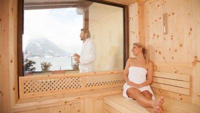 Zirbenholz Bio-Sauna, © Hotel Post am See