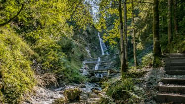 Hike to the Eifersbach Waterfall, © TVB Kitzbüheler Alpen - St. Johann
