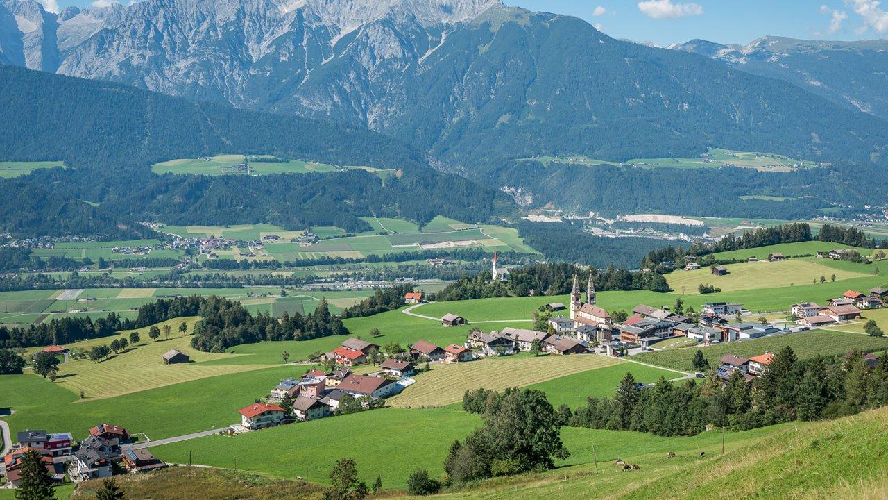 Weerberg in summer, © TVB Silberregion Karwendel