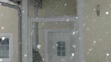 Hausansicht Winter II
