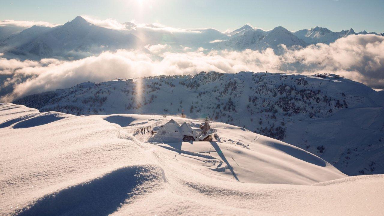 Schneekarhütte hut in the Mayrhofen ski resort, © Tom Klocker / Schneekarhütte