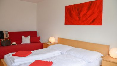 Schlafzimmer, © Panorama Lounge