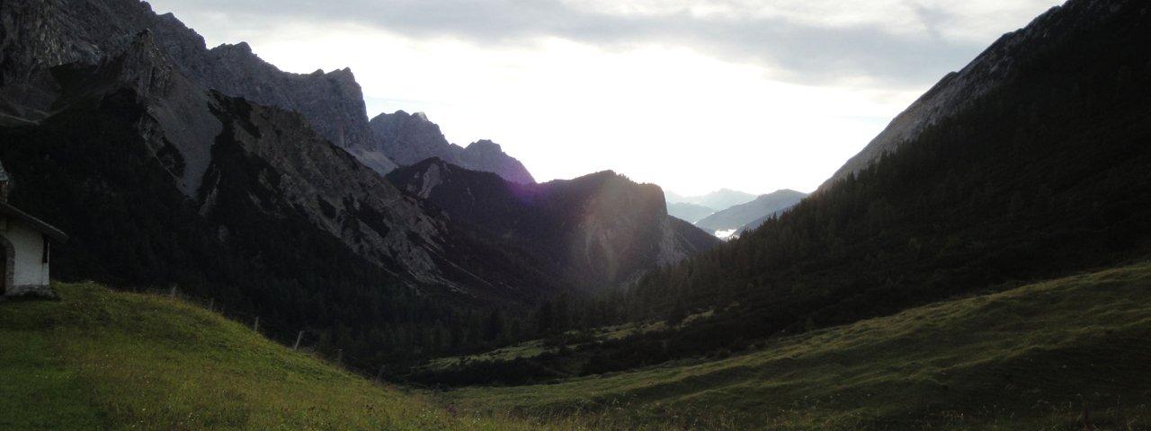 Via Venezia Alpina long-distance hiking trail, © Tirol Werbung