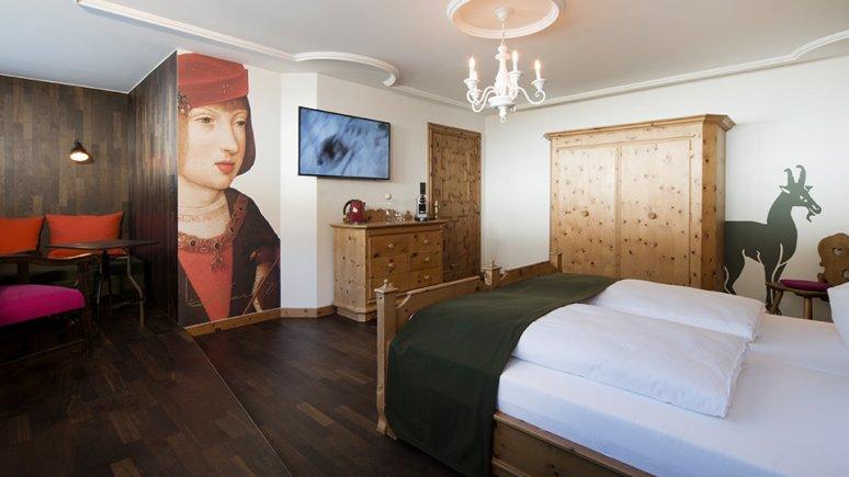 Prince's Room at the Jagdschloss Kühtai, © Jagdschloss Kühtai