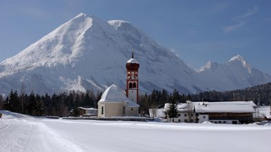 Leutasch_Winterlandschaft, © Olympiaregion Seefeld