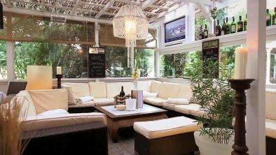 Asado's Steakhouse Champagner-Lounge, © Marcel Sore
