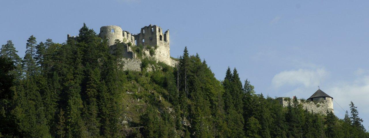 Ehrenberg Castle Ensemble near Reutte, © Tirol Werbung/Bernhard Aichner