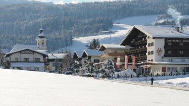 Winter hike: Hacha Hike in Hopfgarten