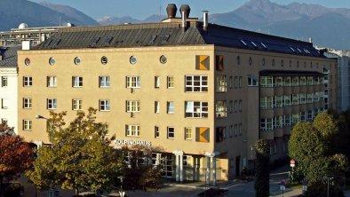 Kolpinghaus Aussenansicht