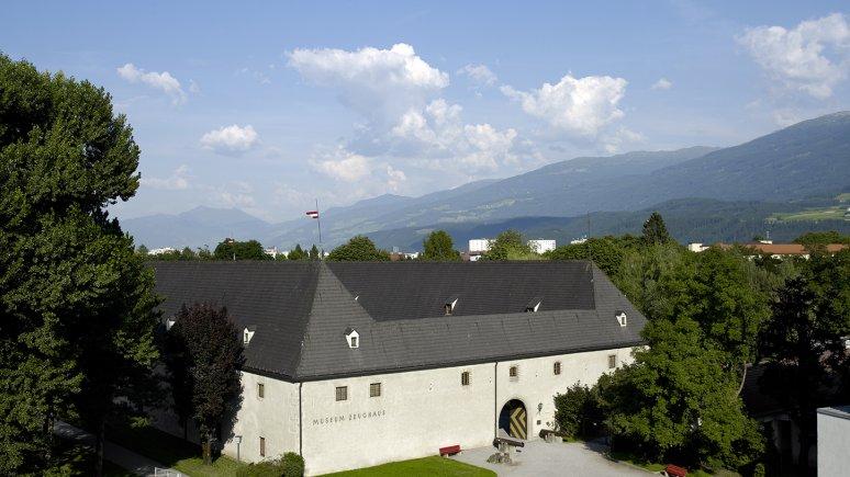 Zeughaus (Armoury) Innsbruck, © TIroler Landesmuseen