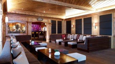 Die Lounge der Kaminbar, © Interalpen-Hotel Tyrol