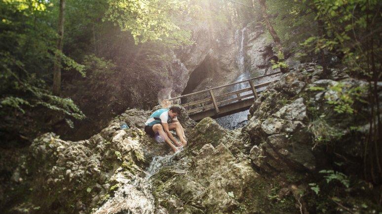 Bad Häring Waterfall, © Lolin