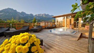 Panorama Sauna, © Hotel Hochfilzer GmbH