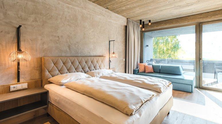 Bedroom, Seehotel Einwaller, © Seehotel Einwaller