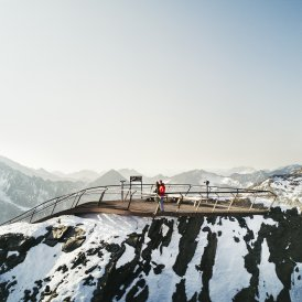 Top of Tyrol Summit Plattform, © Andre Schönherr