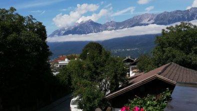 Ausblick vom Balkon, © Birgit Pichler