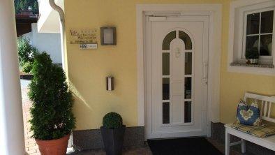 Villa Romantica Mayrhofen - Eingang