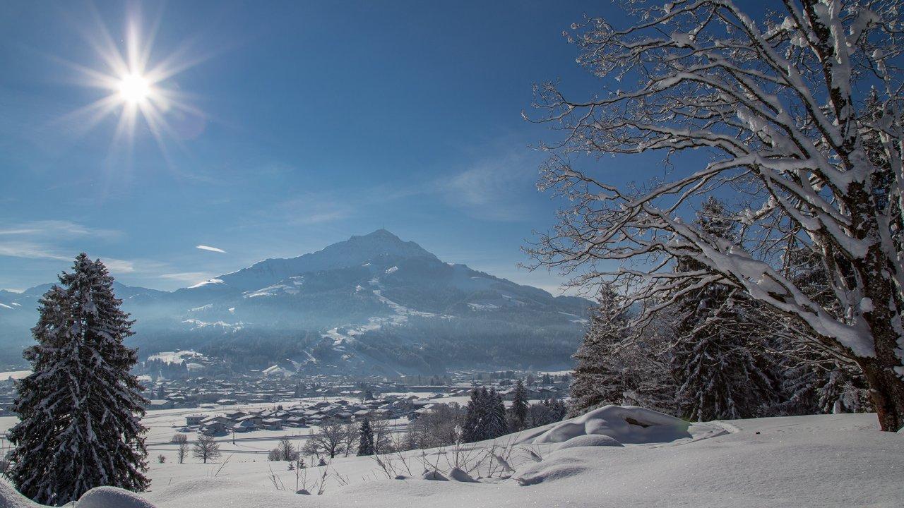 St. Johann in Tirol in Winter, © Franz Gerdl