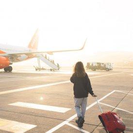 Innsbruck Airport, © Tirol Werbung / Casey Moore
