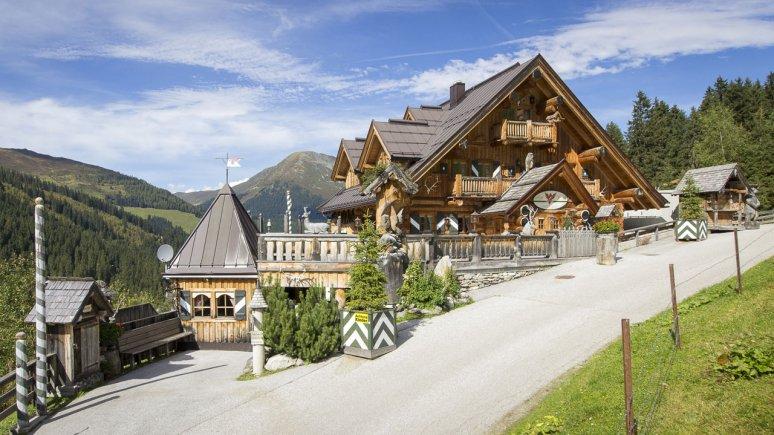 Kaiser-Franz-Josef-Lodges in Hochfügen, © Wolfi Scherzer