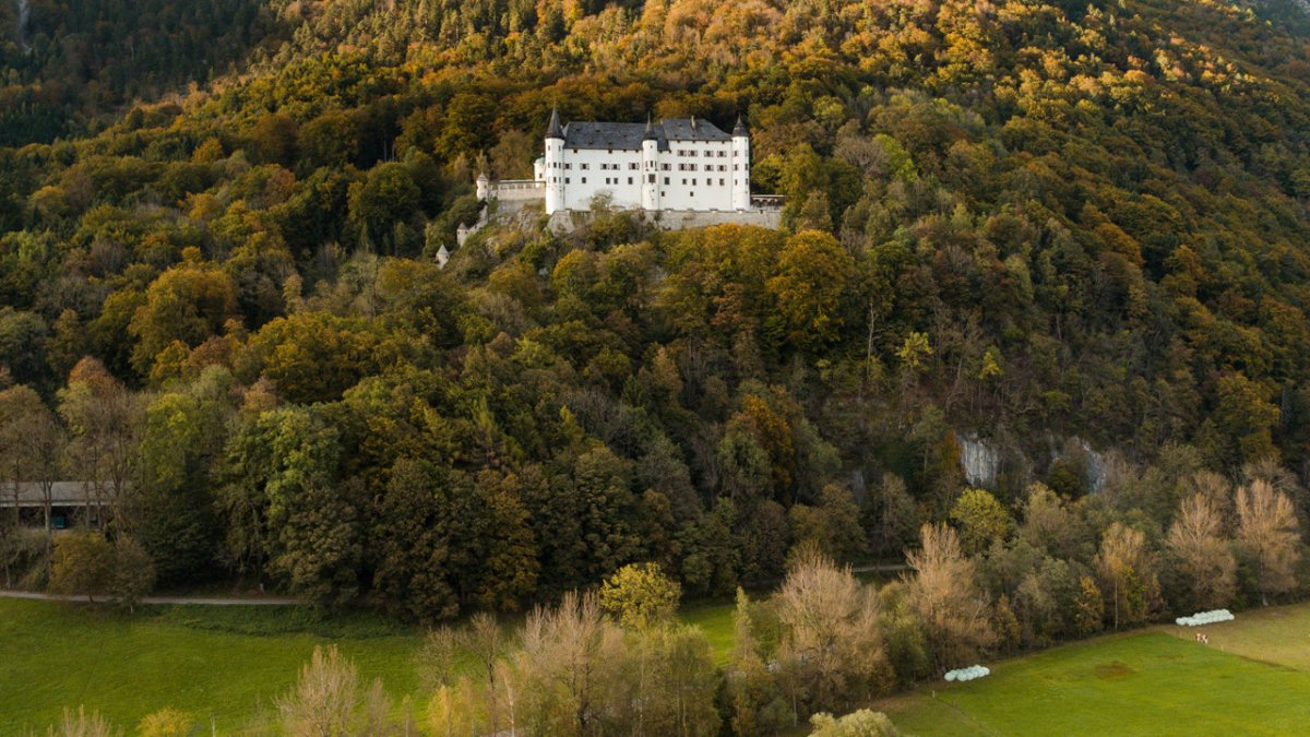 Castle Tratzberg, © Tirol Werbung/W9 STUDIOS