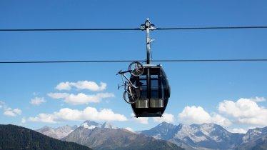 Lift-assisted mountain biking, © Tirol Werbung/Maria Ziegelböck