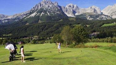 Golfclub Wilder Kaiser, © Tirol Werbung/Peter Sandbichler
